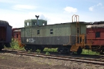 BC Rail, Ltd. (BCOL) Caboose No. 1337