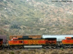 BNSF 4990