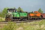 BNSF 3609