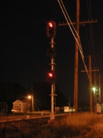 Red NS Signal