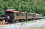 White Pass & Yukon Route (WPYR) Passenger Coaches