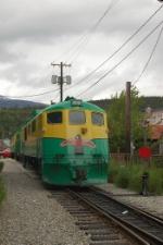 White Pass & Yukon Route (WPYR) Tourist Train