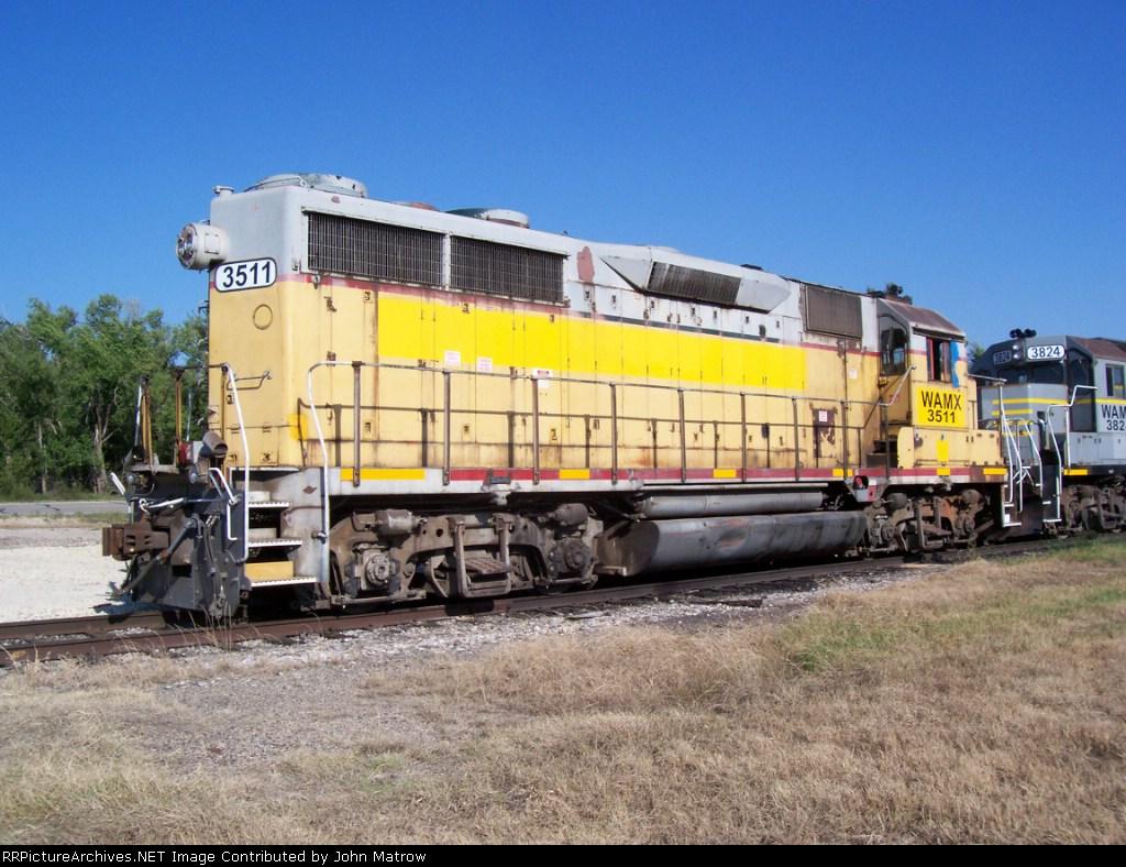 WAMX 3511