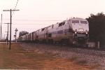 Eastbound &quot;Silver Meteor&quot;