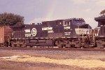 NS 9255 OPLS under a rainbow