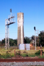 Water and signal towers