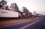 NS roadrailer meet intermodal