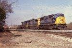 CSX Q121