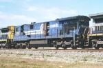 CSX 7122 on Q121