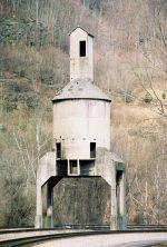 N&W Coaling Tower