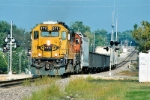 BNSF 8711 West-BNSF Cuba Sub