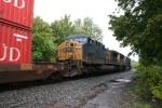 Trailing Engine on Q190
