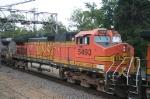 BNSF 5493
