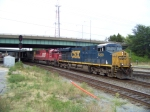 CSX Throws in some Cayenne pepper