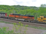 BNSF 1100 in Heritage I paint