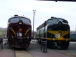 PRR 5809 and Erie 833