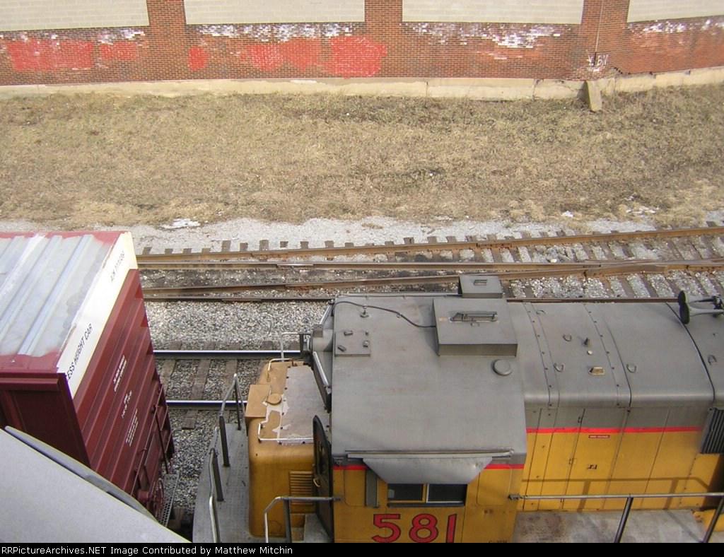 HLCX 581