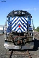 MRL SD40-2XR 260
