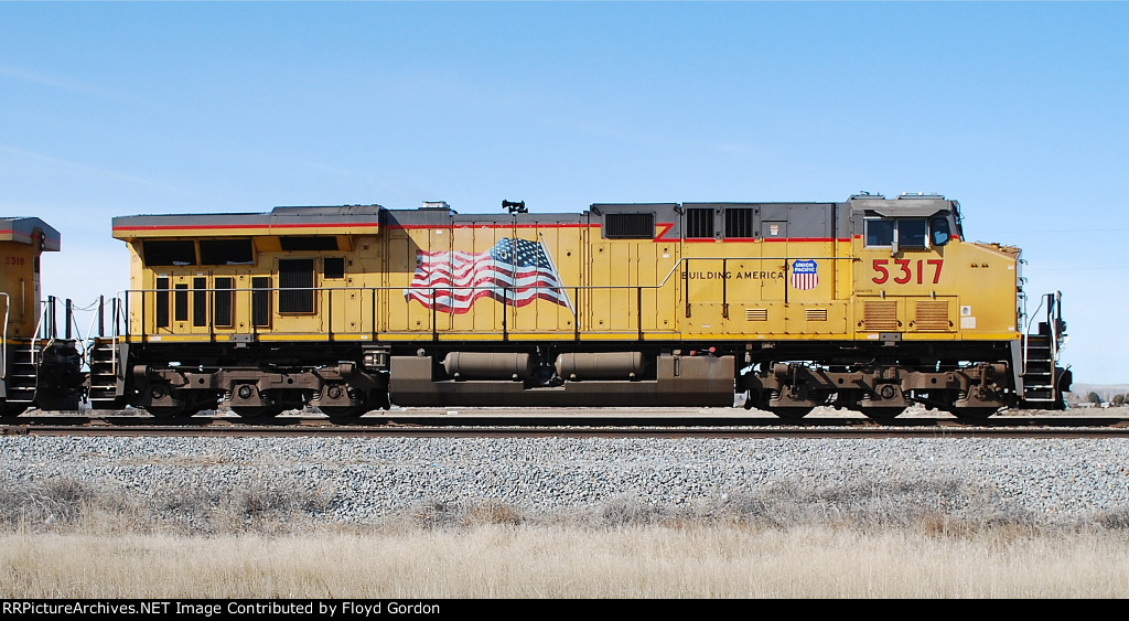 UP 5317