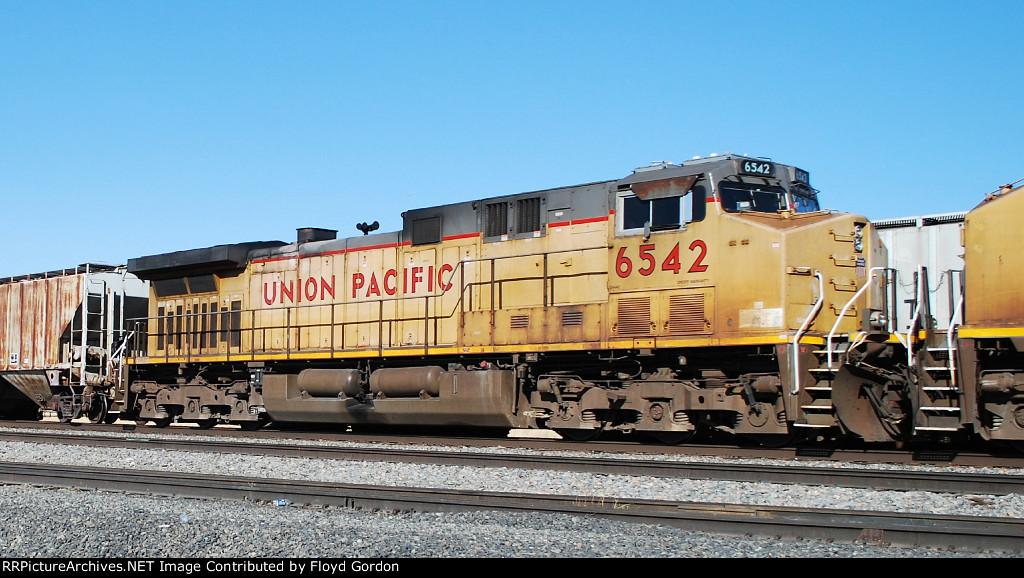 UP 6542