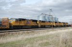All EMD power UP westbound freight