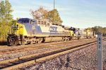 CSX 29 at milepost SP 842