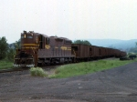 1188-35 DM&IR local freight on ex-NP Duluth Transfer line switches near Mikes Yard