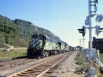 1201-33 Westbound BN freight