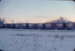 1125-22 SOO box cars at C&NW Railway Transfer Yard