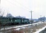 1144-05 Eastbound BN coal train