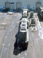 1146-01 BN Northtown Yard