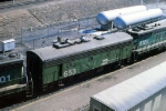 1146-22 BN Northtown Yard