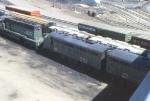 1152-27 BN Northtown Yard