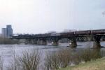1155-06 Royal Hudson CP 2860 crossing Camden Bridge, turning south toward downtown