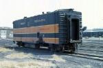 1160-09 Steam heater car GN 8 at BN ex-NP Como Shops