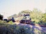 1181-27 Eastbound BN freight between Newport Tower & St. Croix Tower