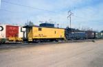 1206-08 Action at MN&S Glenwood Jct. Yard
