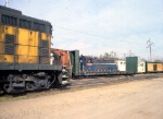 1206-16 Action at MN&S Glenwood Jct. Yard