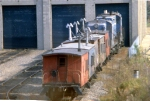 1206-20 Locos & cabooses at MN&S Glenwood Jct. Yard