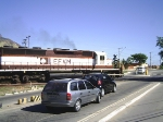 EFVM 887 acelerando apos a RH 49