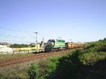 Trem de passageiro rumo a Pedro Nolasco