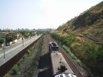 Traseira BB45-2 [887] chegando em Gov.Valadares-MG