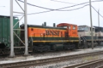 Another view of BNSF 3415 on CSX Q368-29