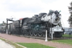 This 4-6-4 was donated to the city from the CB&Q several years ago after retirement