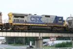 CSX 5930 on M743