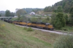 Near Berryburg Jct, This is why WATCO quit the A&O, they ran such big crews there wasn't room for them all in the cab.
