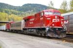 CP 8895 CP 66 CP 8896 Test ECP train