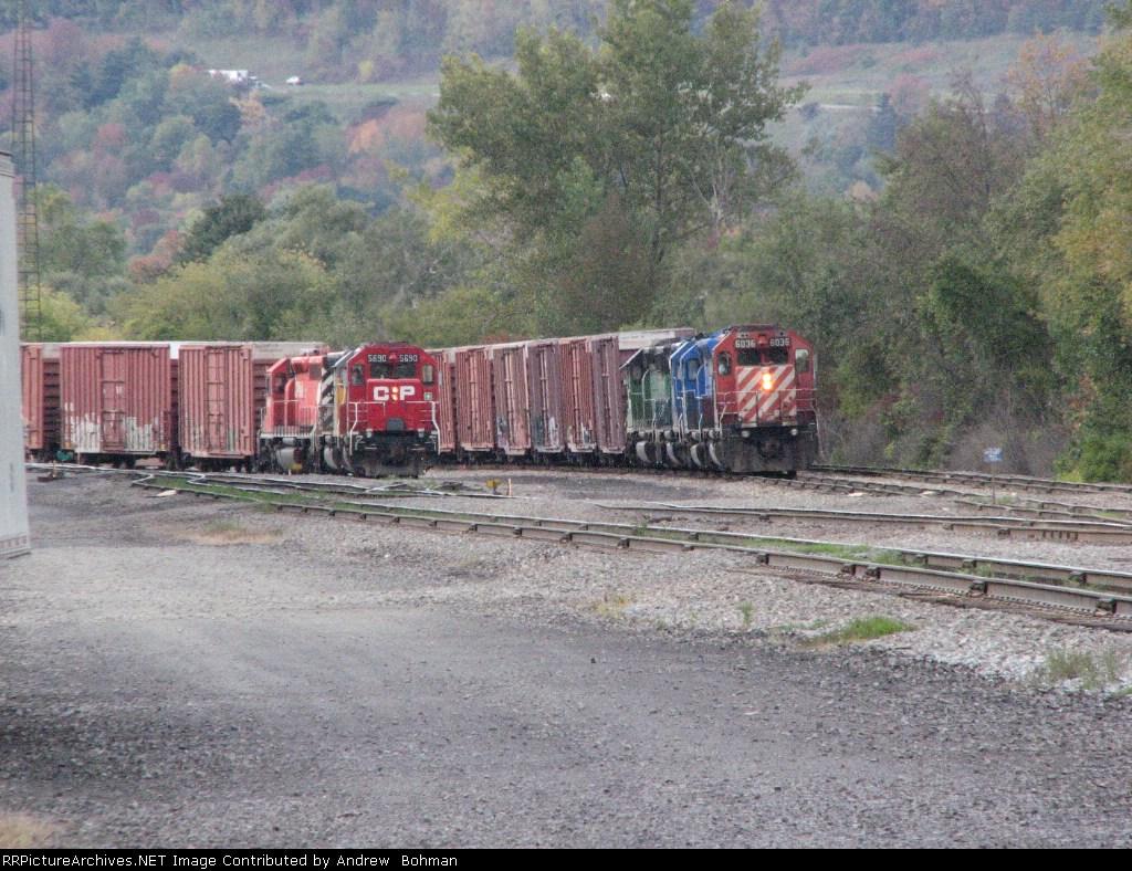 D&H 258 & 164