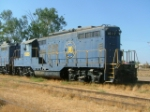 JD Heiskell GP9 1617/1886 another of the 3 units so numbered