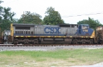 CSX 7786 NB phosphate train